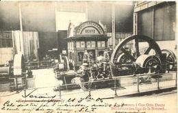 Exposition De Liège - Société Des Moteurs à Gaz Otto Deutz - Liege