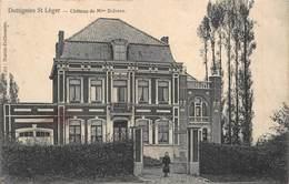 Henegouwen Moeskroen Dottignies St Léger   Chateau De Mme Delreux   I 5269 - Moeskroen