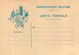 CORRESPONDANCE MILITAIRE  1915 - War 1914-18