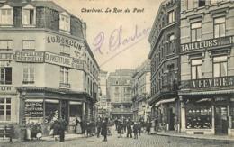 CHARLEROI LA RUE DU PONT - Charleroi