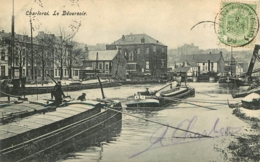 CHARLEROI LE DEVERSOIR - Charleroi