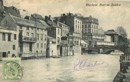 CHARLEROI PONT DE SAMBRE - Charleroi