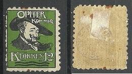 SWEDEN Interesting Old Poster Stamp * - Cinderellas