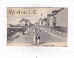 CPA .  -  53  LE  CROISIC  -  Le Boulevard De L'Océan - Le Croisic