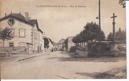 Chauffailles Rue De Belmont - France