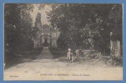 45 - SAINT HILAIRE Les ANDRESIS --  Château De Pennery - Autres Communes