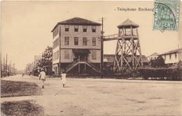 GEORGETOWN - GUYANA - British Guiana - 1910-1920 - Telephone Exchange - Demerara - Postkaarten