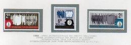 Malta - 1968 - Anno Internazionale Dei Diritti Dell'Uomo - 3 Valori - Nuovi - Vedi Foto - (FDC14015) - Malta