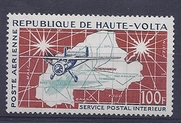 180031132  HAUTE  VOLTA  YVERT  AEREO  Nº   1  **/MNH - Haute-Volta (1958-1984)
