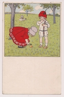 Illustrator PAULI EBNER - September Fruit - Fruits D'automne - 1926 - Ebner, Pauli