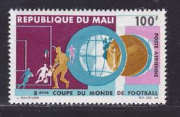 MALI AERIENS N°   38 ** MNH Neuf Sans Charnière, TB (D8509) Coupe Du Monde De Football. - 1966 - Mali (1959-...)