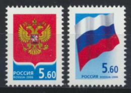 Russland 1331/32 ** Postfrisch - 1992-.... Federazione