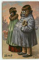 N°10702 - Carte Illustrateur - Arthur Thiele - 20 H.P. - Thiele, Arthur