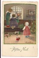 Illustrator PAULI EBNER - Weihnachten - Christmas - Noël - Ebner, Pauli