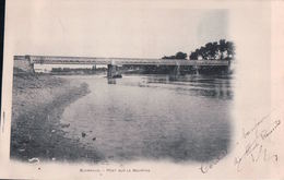 Blainville Pont Sur La Meurthe - France