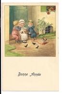 Illustrator PAULI EBNER - Children And Birds - Enfants Et Oiseaux - Kinder Und Vögel - Ebner, Pauli