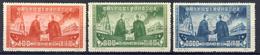 China PRC - Lot Of 3 Stamps New MLH - Sino-Soviet Alleance   (see Description) - 1949 - ... Repubblica Popolare