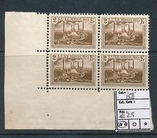LUXEMBOURG PRIFIX 158 MNH - 1921-27 Charlotte De Frente