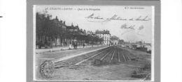 Chalon Sur Saône.Quai De La Navigation - Chalon Sur Saone