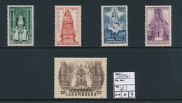 LUXEMBOURG PRIFIX 367/371 LH - Luxemburg