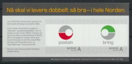 Norwegen 1663 Folienblatt ** Postfrisch - Ungebraucht
