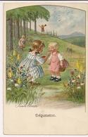 Illustrator PAULI EBNER - Children - Enfants - Kinder - 1932 - Ebner, Pauli