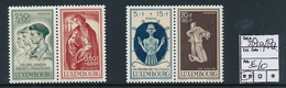 LUXEMBOURG YVERT 387a/87d MNH - Nuevos