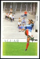 RUGBY - J.P. LESCARBOURA - CARD - Rugby