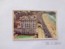 Rio De Janeiro. - Copacabana. - Copacabana