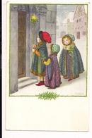 Illustrator PAULI EBNER - Christmas - Weihnachten - Noêl - Nouvel An - Neujahr - New Year - Ebner, Pauli