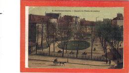 Chalon Sur Saône.Square Du Palais De Justice - Chalon Sur Saone