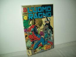 Uomo Ragno(Corno 1982) II° Serie,  N. 8 - L'uomo Ragno