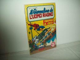 Il Giornalino Dell'Uomo Ragno(Corno 1981) N. 2 - L'uomo Ragno