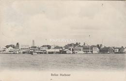 British Honduras  Belize Harbour   Bh19 - Belize
