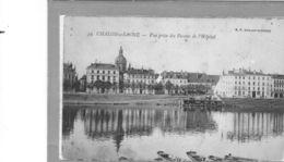 Chalon Sur Saône.Vue Prise Des Fermes De L'Hôpital. - Chalon Sur Saone