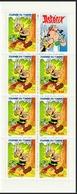 Année 1999 - N° 3227 - T-P N° 3226a X 4 + 3226 X 3 - Astérix - Albert Uderzo - Journée Du Timbre