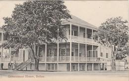 British Honduras  Belize  Government House   Bh20 - Belize