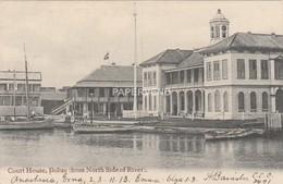 British Honduras  Belize   Court House  Bh22 - Belize