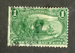 W-12096 USA 1898 Scott#285 Offers Welcome! - Used Stamps