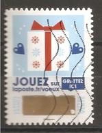 Timbre à Gratter (Cadeau) - France - 2018 - France