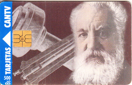 VENEZUELA(chip) - Graham Bell, 06/95, Used - Telephones
