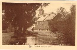 CPA - Virton - Signeulx - Paysage De La Vire - Eglise - Nels - Virton