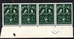 KNIP 2½ Cents MNH (516) - Periode 1891-1948 (Wilhelmina)