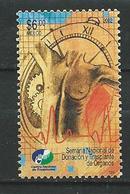 Mexico 2002 National Organ Donation Week.Health/Diseases.medicine. MNH - Mexico