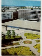 #605 Jubileen Square Of Syktyvkar - KOMI Republic, RUSSIA - Postcard 1979 - Russia