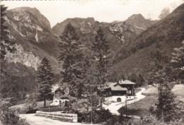 DOM V KAMNISKI BISTRICI,SLOVENIA POSTCARD - Slovenia