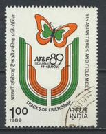 °°° INDIA - Y&T N°1045 - 1989 °°° - Usati