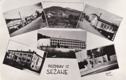 SEZANA,SLOVENIA POSTCARD - Slovenia