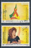 °°° CAMERUN - Y&T N°930/32 - 2011 °°° - Camerun (1960-...)