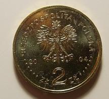 Poland 2 Zlote 2004 Varnished - Pologne